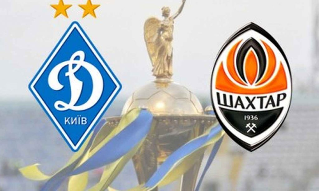 dynamo Kiev Shakhtar
